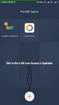 add more application from the below