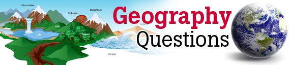 Geography GK in Hindi Language - Geography GK Questions Free Download
