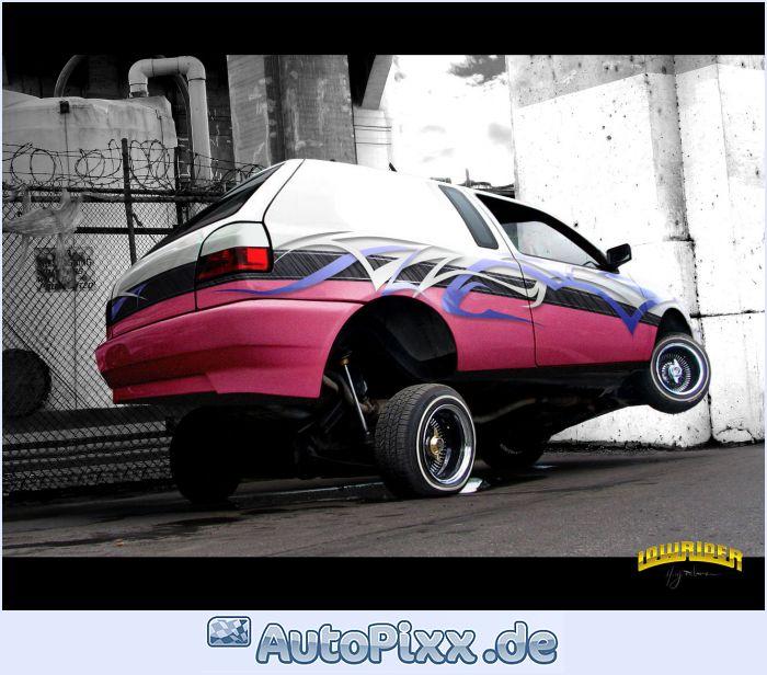 Volkswagen Car Wallpaper: Tune My Ride: Tuning Golf 3 De VW