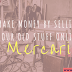 Make Money by Selling Your Old Stuff Online: Mercari