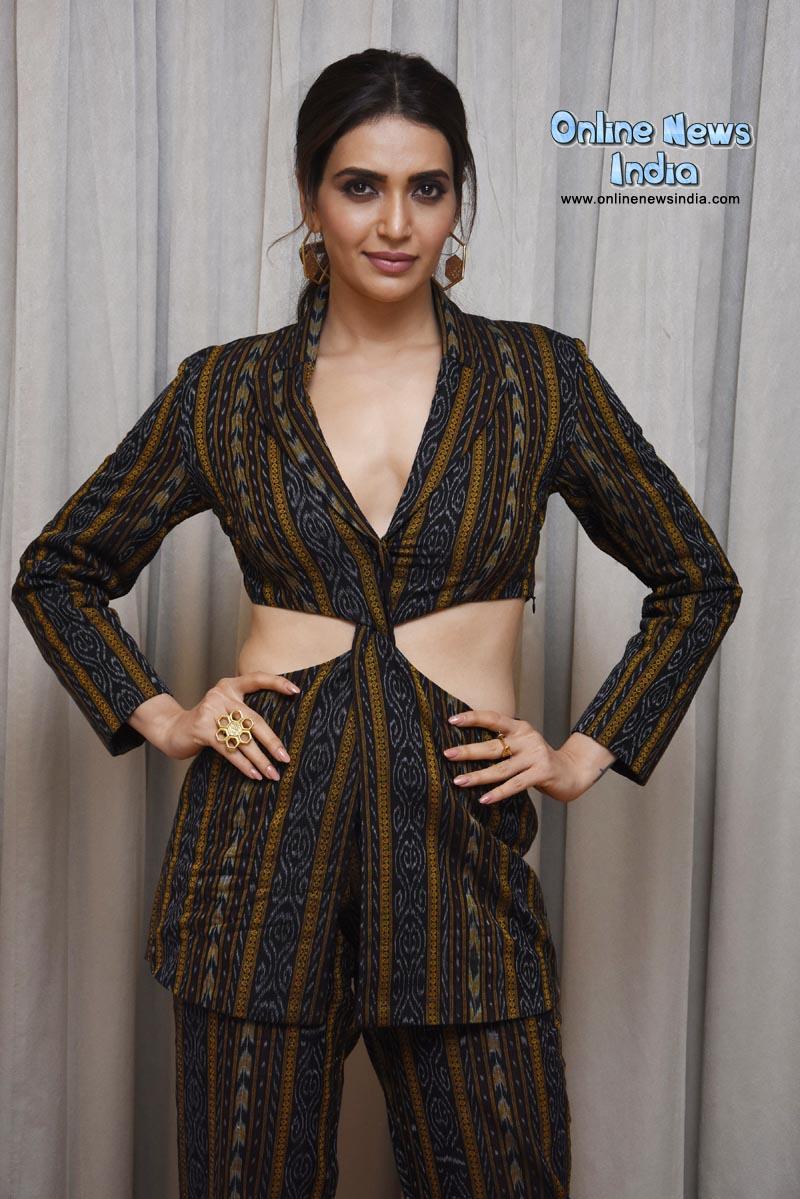 Karishma Tanna aka Gauri in Qayamat Ki Raat starting 23rd June at 7 PM on StarPlus