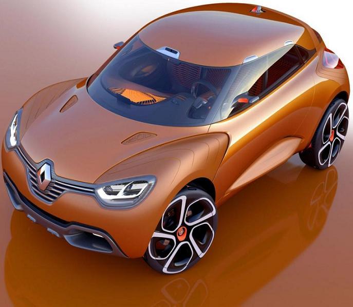 Renault Concept Car: Automover Blog, Car News, Auto Transport Company, Car