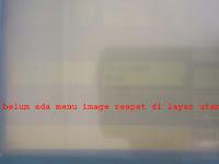 Memindahkan menu Image Reapet ke layar utama.