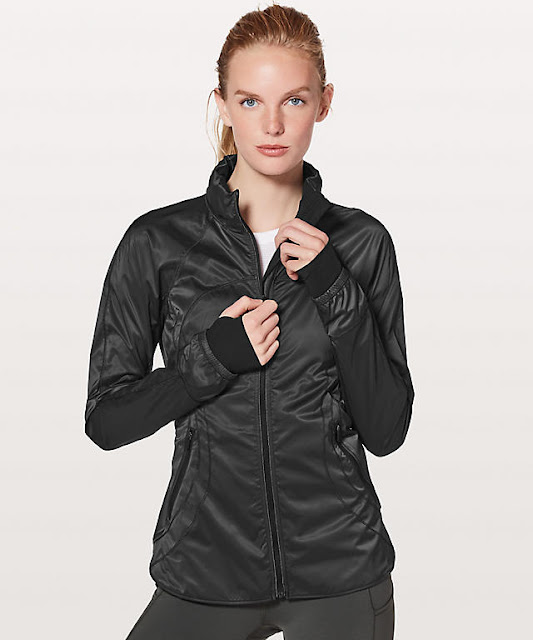 lululemon goal-crusher-jacket black