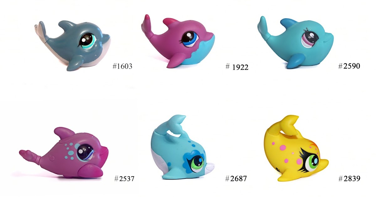 Nicoles Lps Blog Littlest Pet Shop Petsdolphin