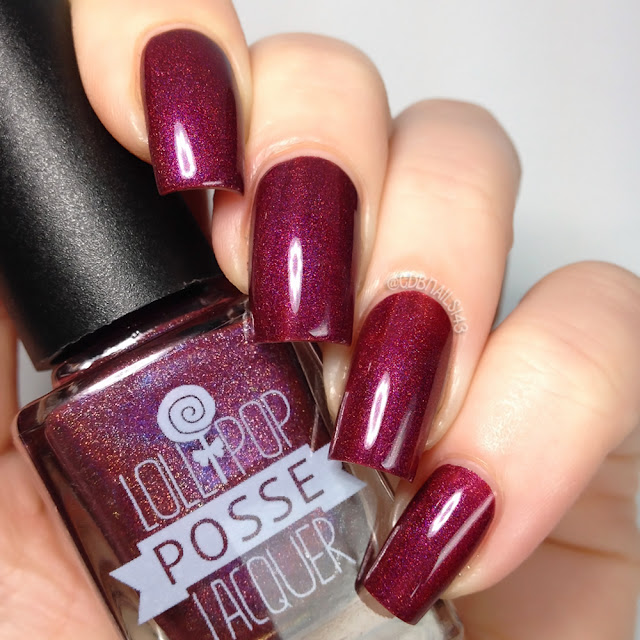 Lollipop Posse Lacquer-Your Christmas Dreams Come True