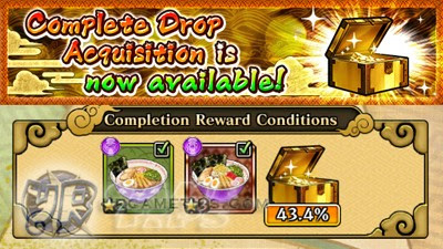 NARUTO: Blazing - How to Get Lucky Drops and Completion Rewards
