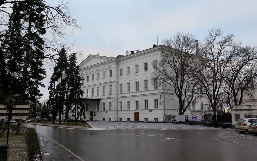 Дворец военного губернатора (1837–1842 гг.)