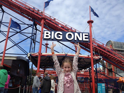 Big One Blackpool Pleasure Beach