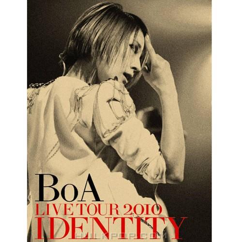 BoA – BoA LIVE TOUR 2010 ~IDENTITY~