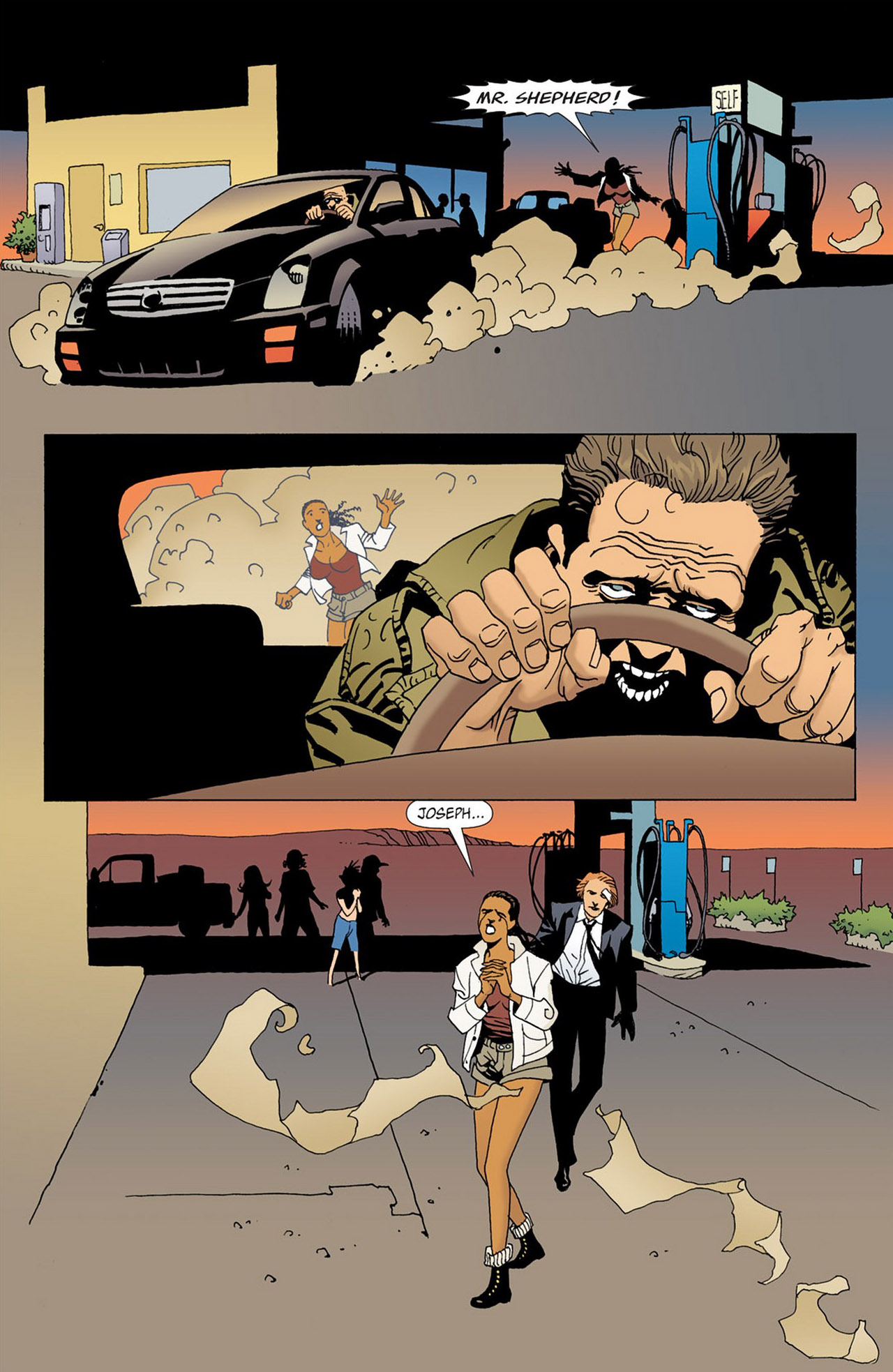 Read online 100 Bullets comic -  Issue #58 - 19