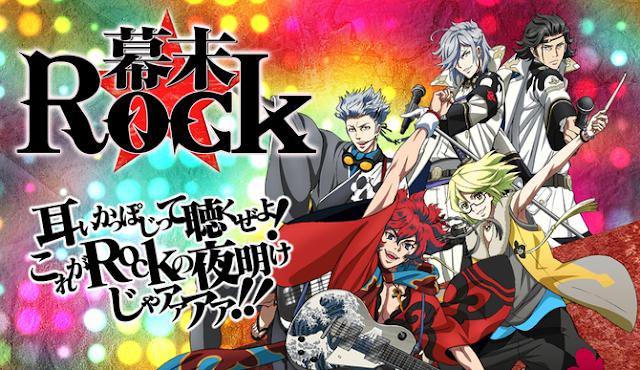 Bakumatsu Rock Sub Indo