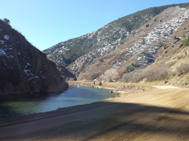 Waterton Canyon