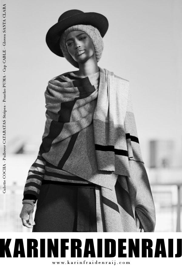 KARINFRAIDENRAIJ Lookbook Fall/Winter 2016, fashion, knitwear, design, fall, winter,