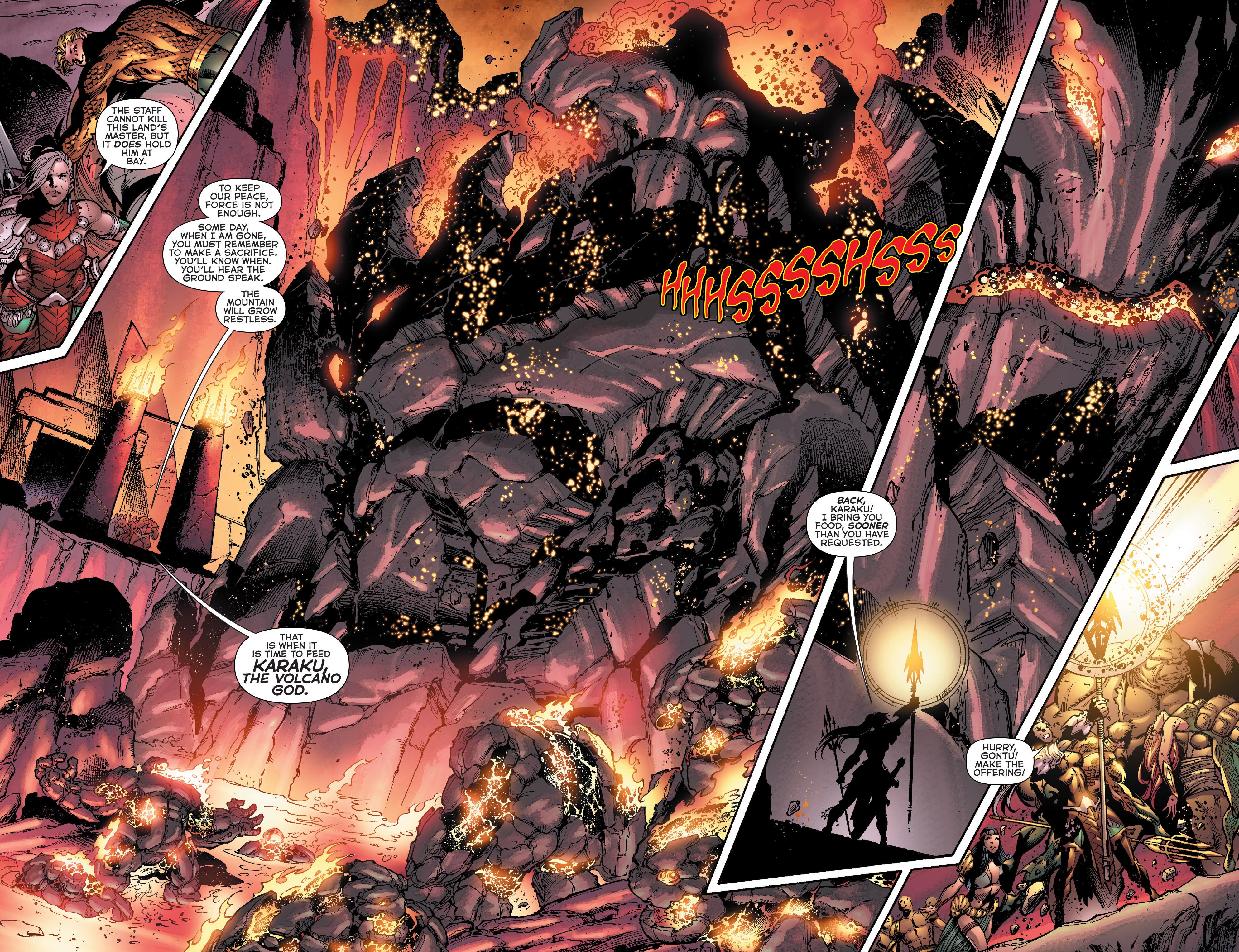 Read online Aquaman (2011) comic -  Issue #39 - 9