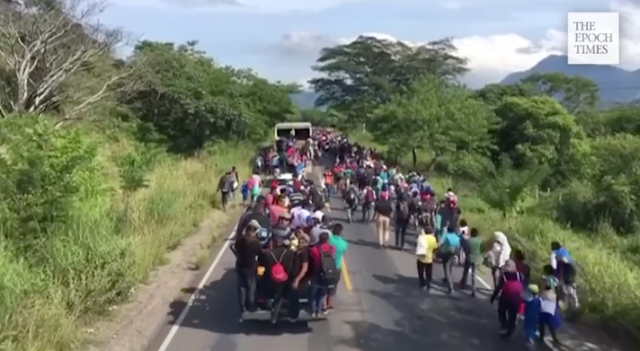 Trump Threatens to Cut Aid to Honduras If Migrant Caravan Proceeds