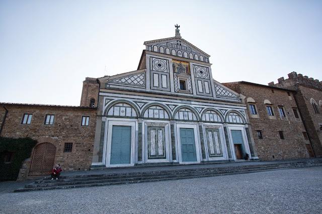 San Miniato al monte-Firenze