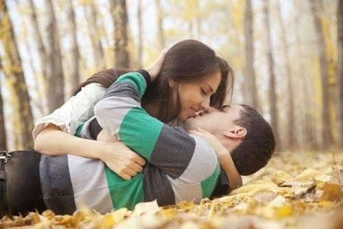 Best romantic Love couple with hug
