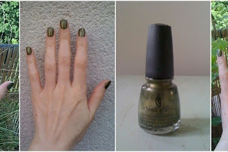 Lubie Vernis : Agro - Capitol Colours - The Hunger Games - China Glaze