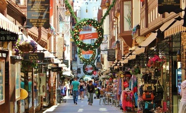 wisata belanja objek wisata di australia new south wales