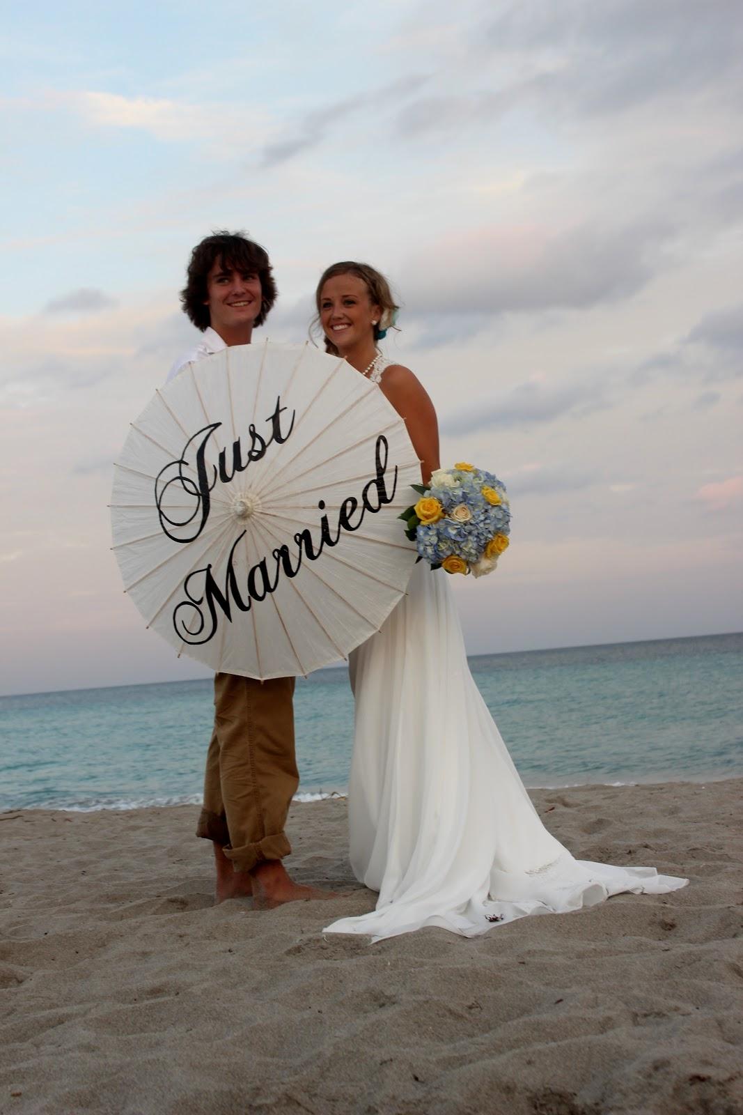 Affordable Beach Weddings 3057934387 Jeanie  Patricks Hollywood Beach Wedding