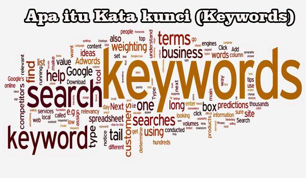 Apa itu Kata kunci (keywords)