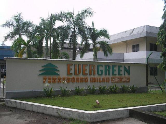 Kekosongan Pelbagai Jawatan di Evergreen Fibreboard, Nilai April 2017