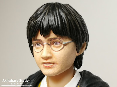 "Figuras: Review del S.H.Figuarts Harry Potter de ""Harry Potter y la piedra filosofal"" - Tamashii Nations"