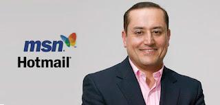 Hotmail - A segunda rede de e-mails mais utilizada em todo o mundo