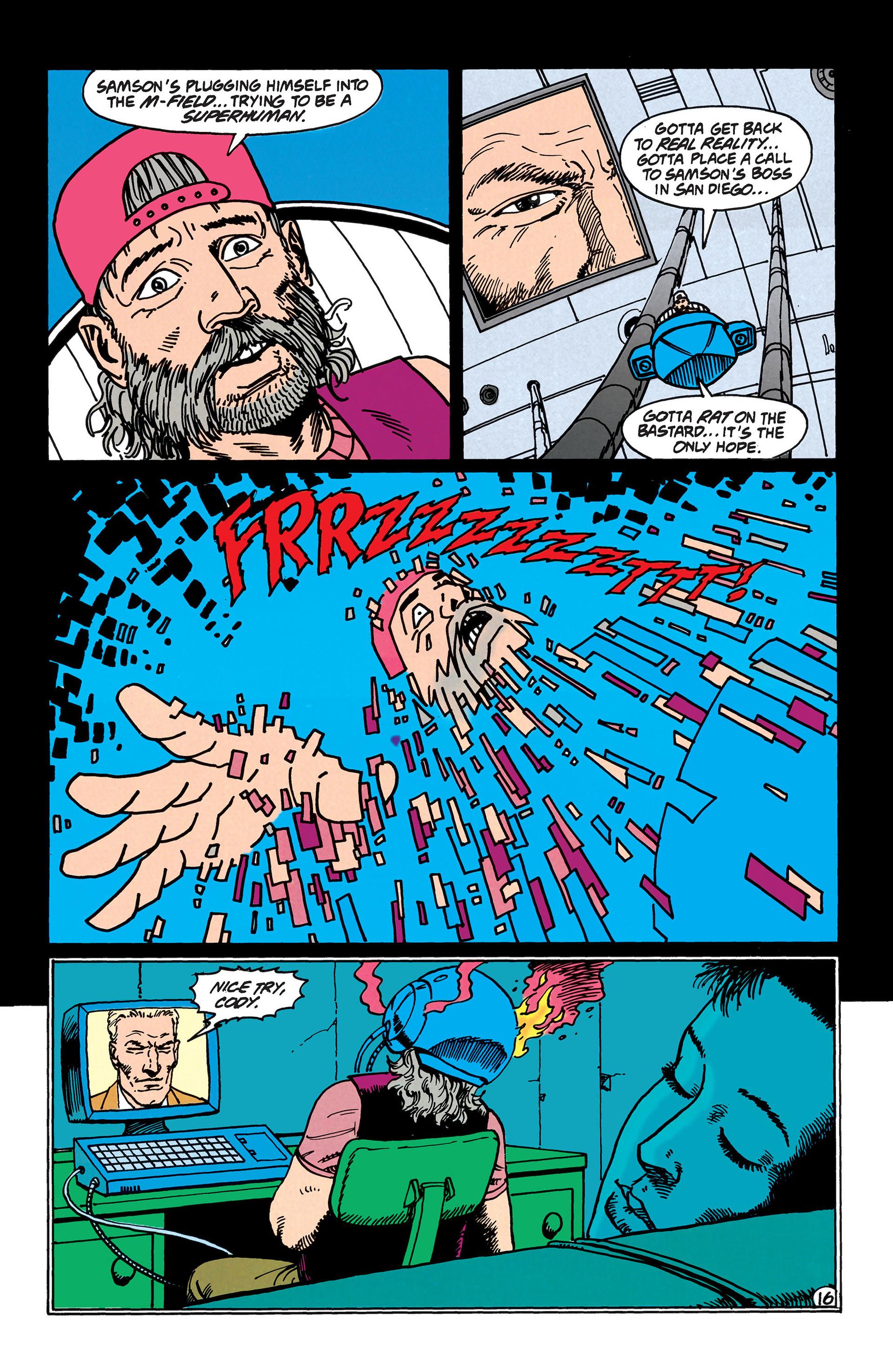 Read online Animal Man (1988) comic -  Issue #47 - 17