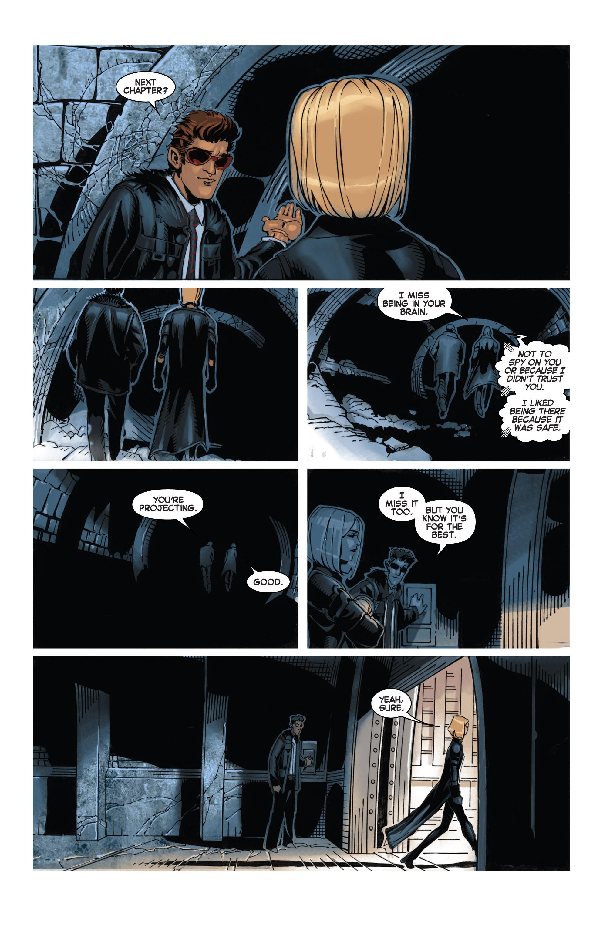 Read online Uncanny X-Men (2013) comic -  Issue #2 - 9