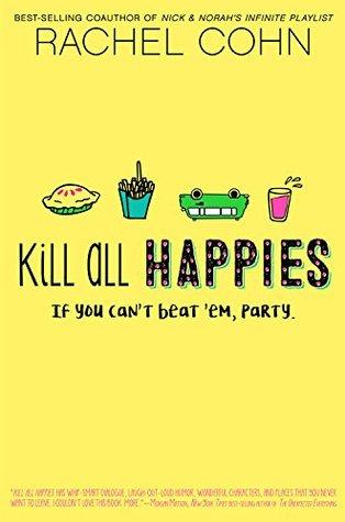Tickmicks Bokblogg Recension Av Kill All Happies