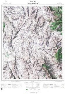 ARBA-AYACHA Morocco 50000 (50k) Topographic map free download