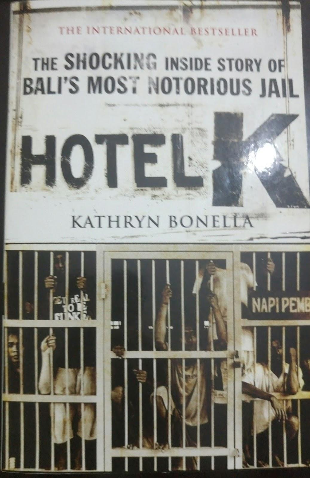 Hotel K Book