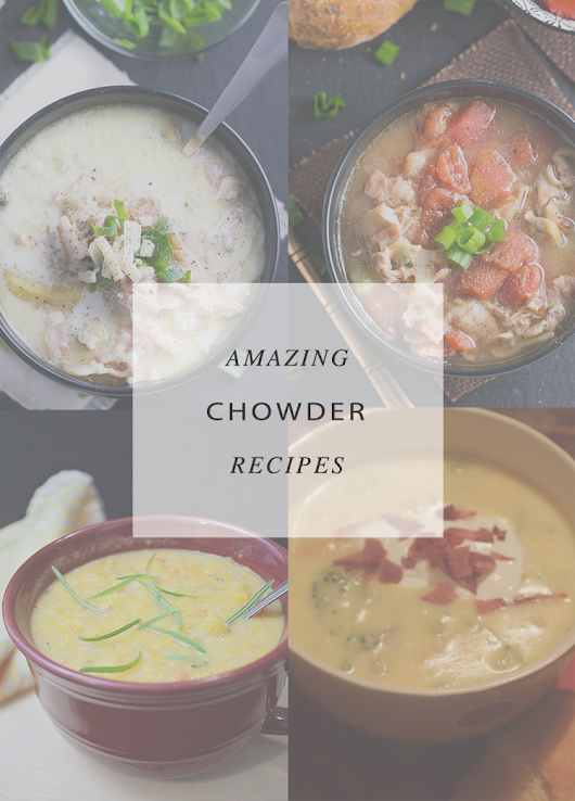 Architecture of a Mom: Winter Chowder Recipe Ideas and A Little Bird
