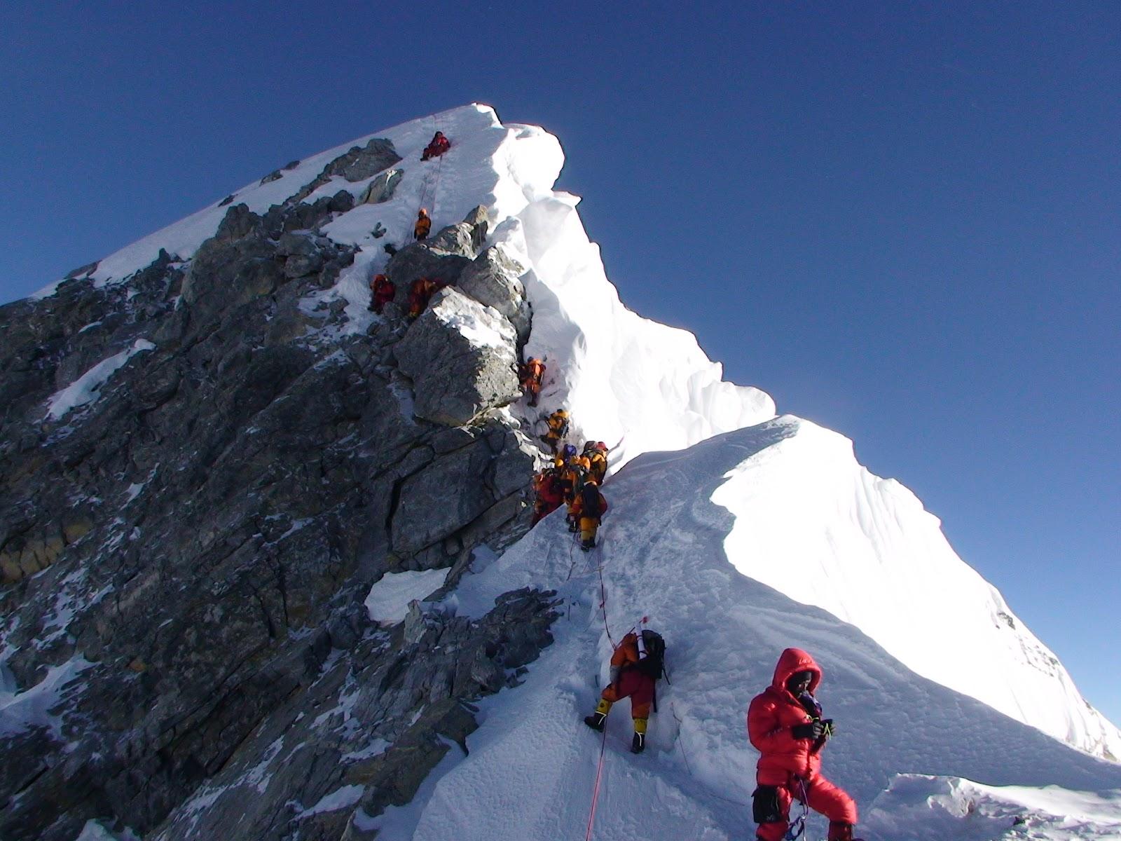 Woodland original: 'ProPlanet climbs Everest' to spread ...