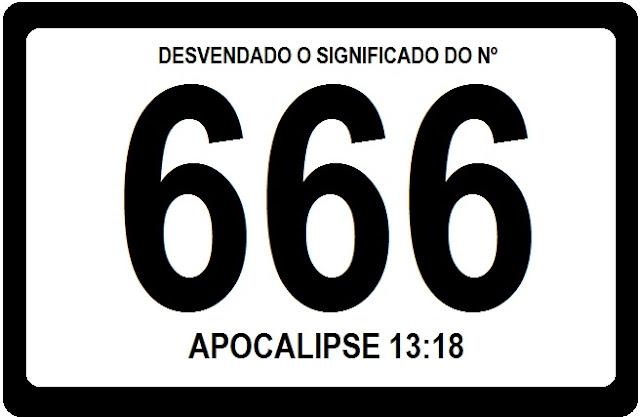 Desvendando o verdadeiro significado do número 666.