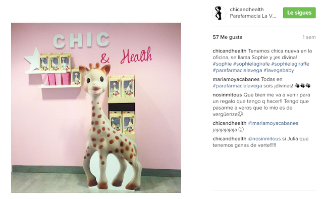#InstagramyFarmacia ¿A quién seguir? ChicandHealth