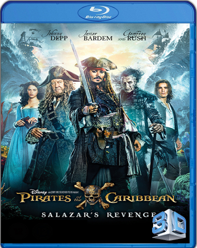 Pirates of the Caribbean: Dead Men Tell No Tales [2017] [BD50] [Latino] [3D]