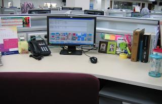 Cara menata meja kantor