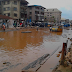 Unbelievable...See the state of this road in Faulks road,  Aba...photos