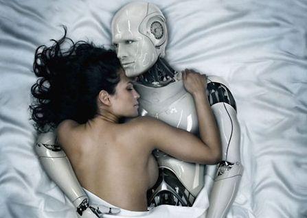 Amor robô