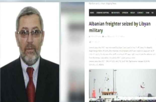 Albanian freighter released a month after seized by Libyan military