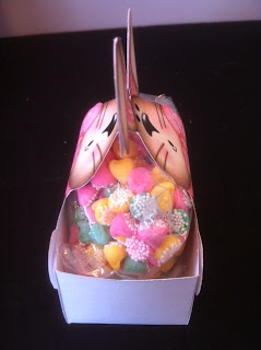 CAndy basket side view