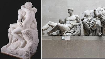 Τα γλυπτά του Παρθενώνα αλλάζουν χώρο στο βρετανικό μουσείο