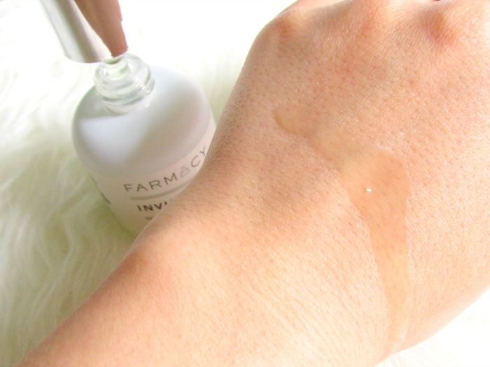 Review & Konsistenz: Farmacy - Invincible Root Cell Anti-Aging Serum