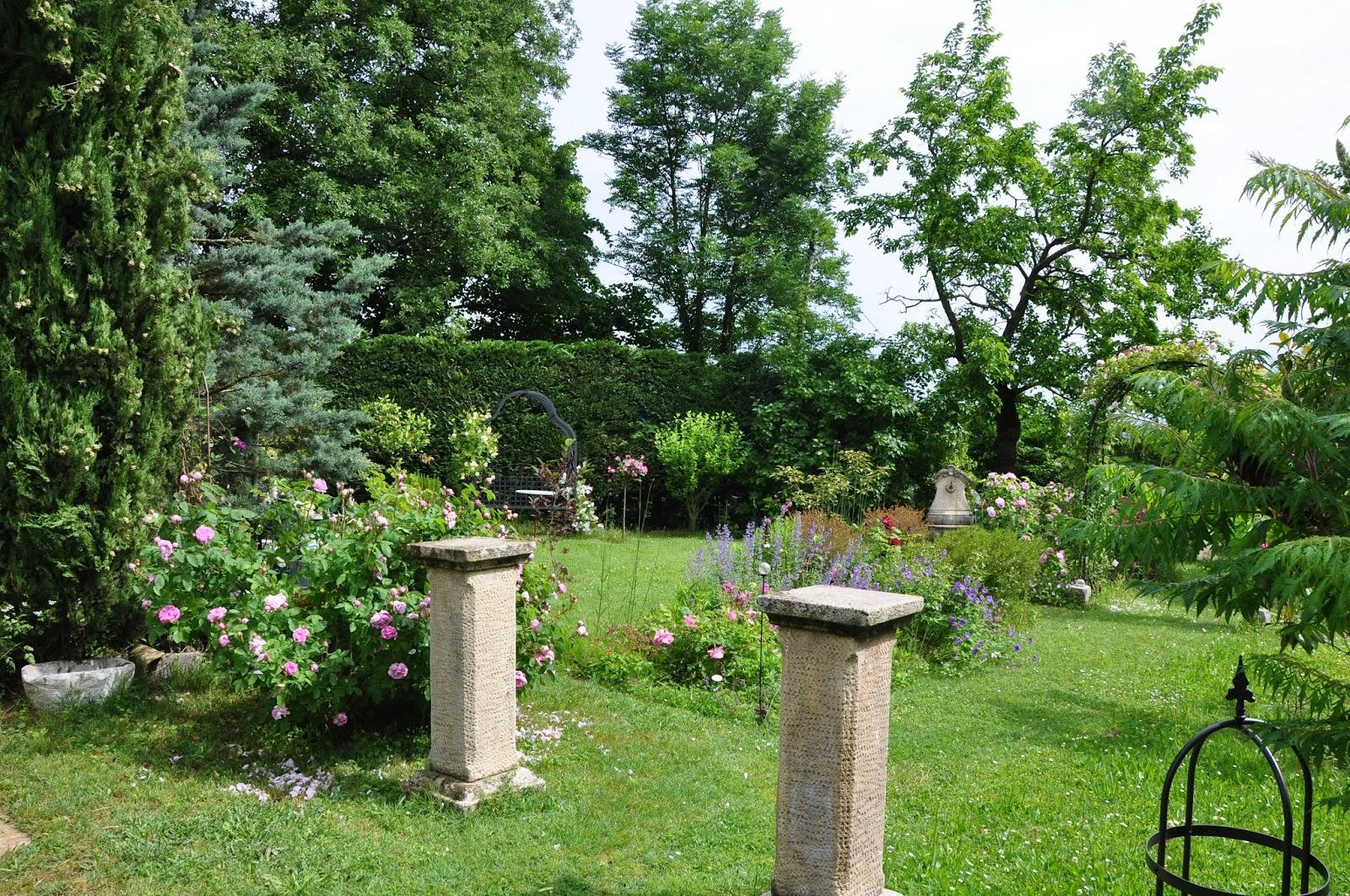 Le jardin du bois joli ambiance de juin au bois joli for Cendre de bois au jardin