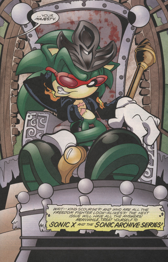 Read online Sonic The Hedgehog comic -  Issue #188 - 33