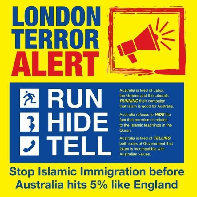 No Allah Please, We're British
