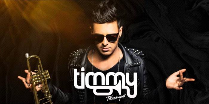ティミー・トランペット(Timmy Trumpet)のプロフィールや人気曲を紹介